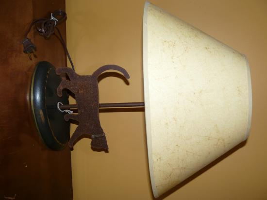 MON CHAT LAMPE
