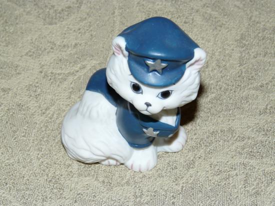 MON CHAT POLICIER
